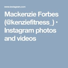 Mackenzie Forbes