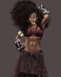AfroSamuraiT