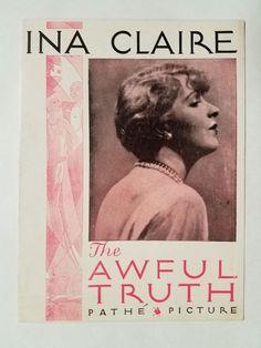 Ina Claire