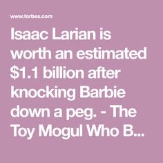 Isaac Larian