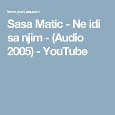 Sasa Matic