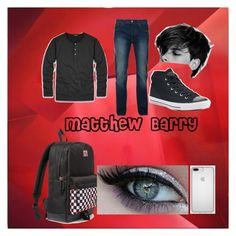 Matthew Barry