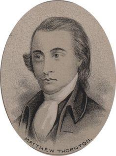 Matthew Thornton