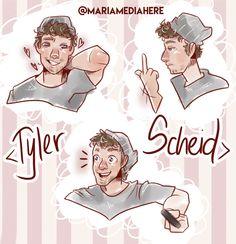 Tyler Scheid