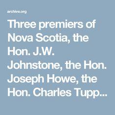 Charles Tupper