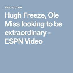 Hugh Freeze