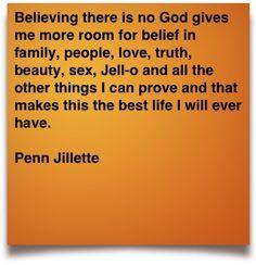 Penn Jillette