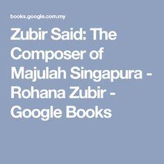 Zubir Said
