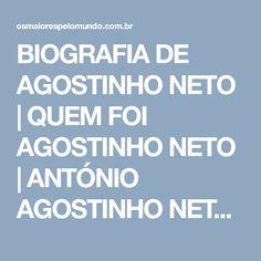 Agostinho Neto