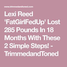 Lexi Reed