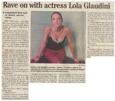 Lola Glaudini