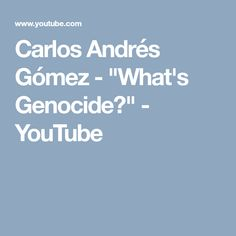 Andres Gomez