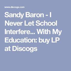 Sandy Baron