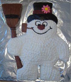 Baki The Snowman