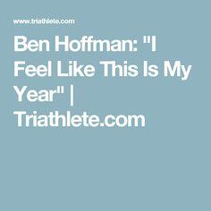 Ben Hoffman