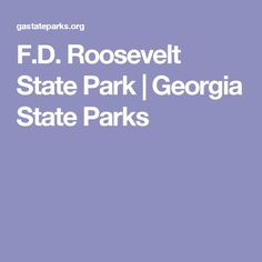 F D Roosevelt