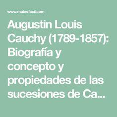 Augustin-Louis Cauchy