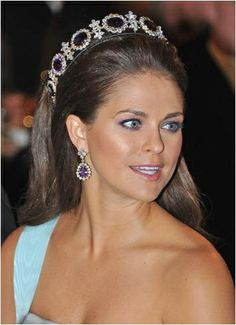 Princess Madeleine, Duchess of Hälsingland and Gästrikland