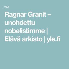 Ragnar Granit