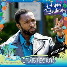 Jamie Hector