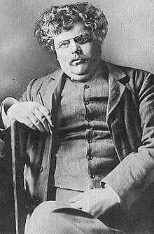 Gilbert K. Chesterton