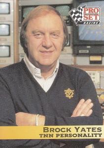 Brock Yates