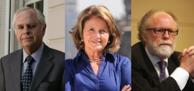 Eliodoro, Bernardo & Patricia Matte