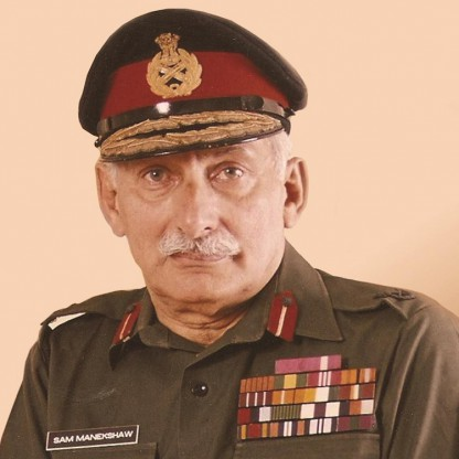 Sam Manekshaw
