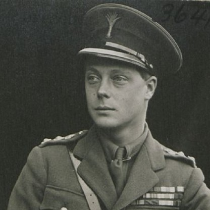 Edward VIII of the United Kingdom