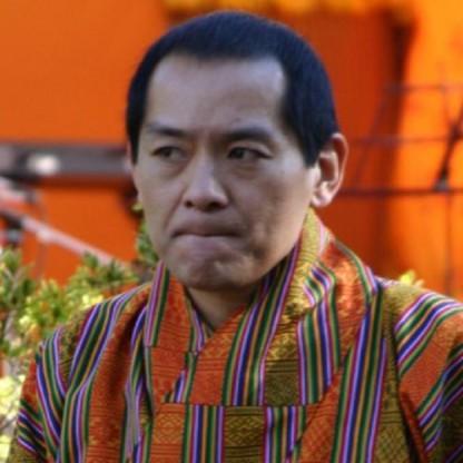 Jigme Singye Wangchuck