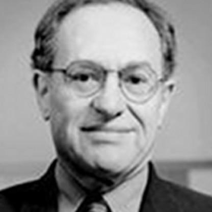 Alan Dershowitz