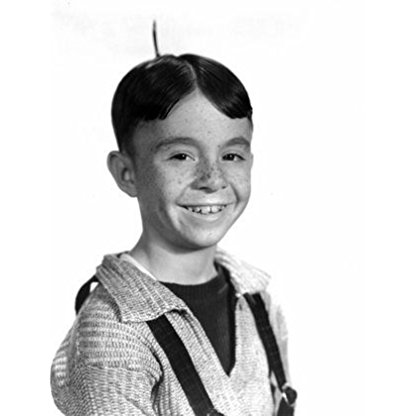 Carl 'Alfalfa' Switzer