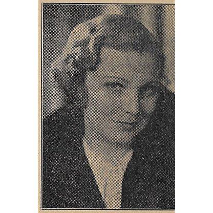 Muriel Evans