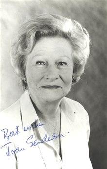 Joan Sanderson