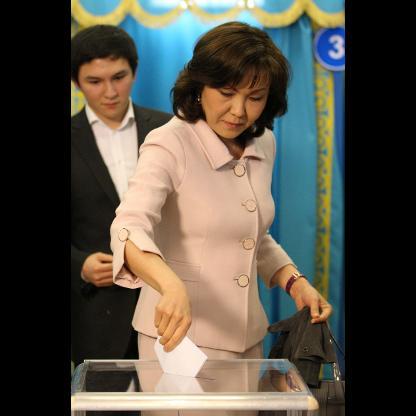 Dinara Kulibaeva