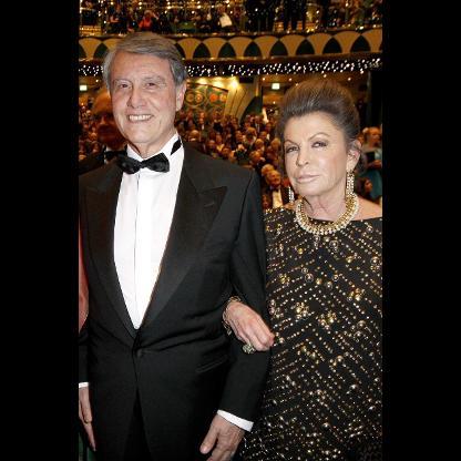 Gianluigi & Rafaela Aponte