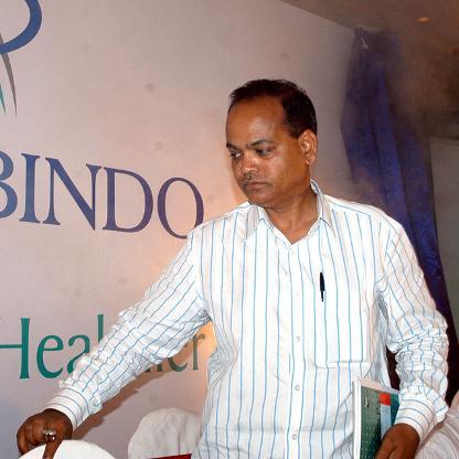 P.V. Ramprasad Reddy