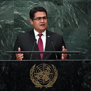 Juan Orlando Hernández Alvarado