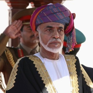 Qaboos bin Said Al Said of Oman