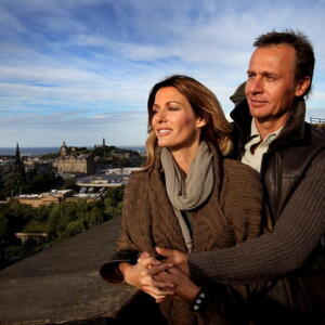 Ernesto and Kirsty Bertarelli